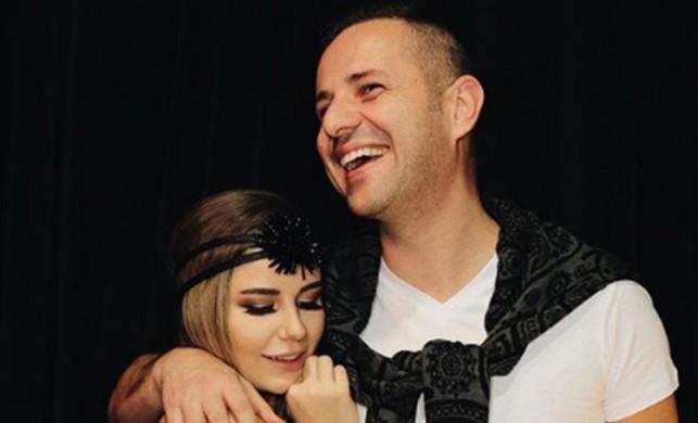 Merve Özbey sevgilisinin yeni yaşını kutladı
