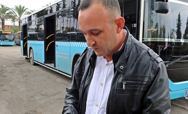 Otobüs şoförü Barış Özer: Google'a 'salak şoför' yazınca ben çıkıyorum