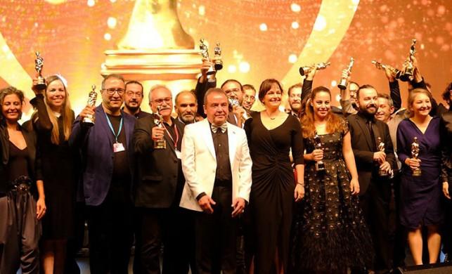 56. Antalya Altın Portakal Film Festivali'nde kim ödül aldı?
