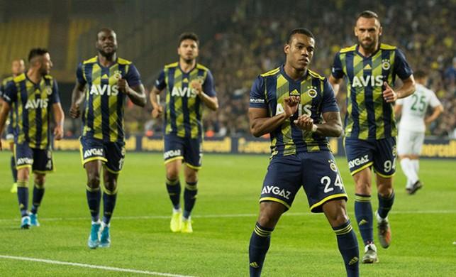 Fenerbahçe'nin Kayserispor kadrosu açıklandı!