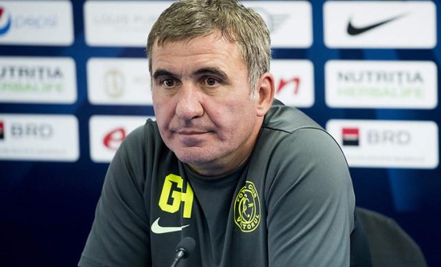 Gheorghe Hagi, genç yıldızı Galatasaray'a önerdi! 'Coman gelirse...'