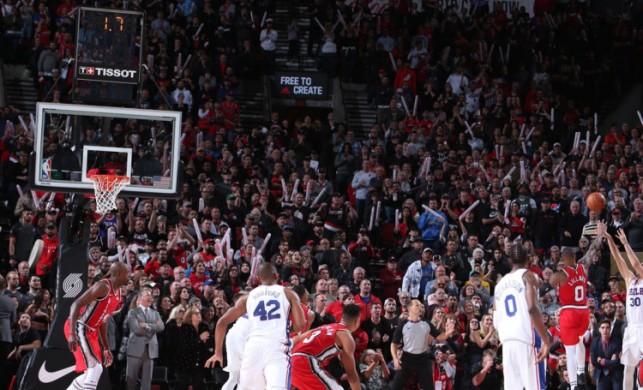 NBA'de Furkan Korkmaz fırtınası! Çılgınlık...