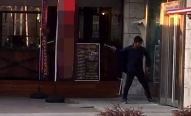 Adana'da çekiçle banka camını kırmıştı... Nedeni herkesi şaşırttı
