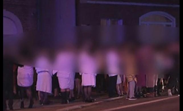 Almanya'da 350 kişi, katıldıkları eş değiştirme partisinde zehirlendi, faciadan dönüldü