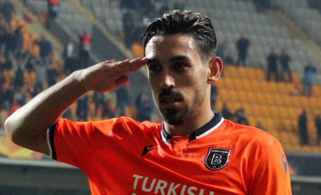 Başakşehir'in başarılı futbolcusu İrfan Can Kahveci sakatlandı