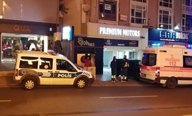 Etiler'de bulunan gece kulübünün sahibi Hüseyin Türk hayatını kaybetti