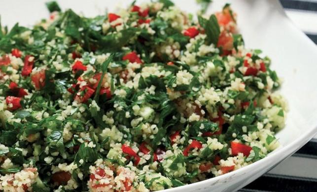 Tabbule salatası nasıl yapılır? 4 Kasım 2019 MasterChef Tabbule tarifi ve malzemeleri