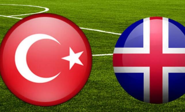Türkiye İzlanda milli maçı ne zaman saat kaçta hangi kanalda yayınlanacak?