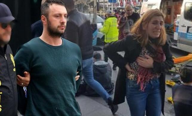 Beşiktaş'ta otobüs durağına halk otobüsüyle dalan Necdet Karakuş'tan uyuşturucu itirafı