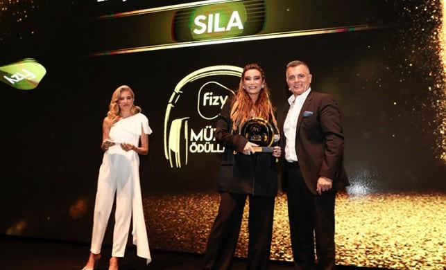 2019 Fizy Müzik Ödülleri sahiplerini buldu! En çok Ben Fero ile Sıla dinlendi