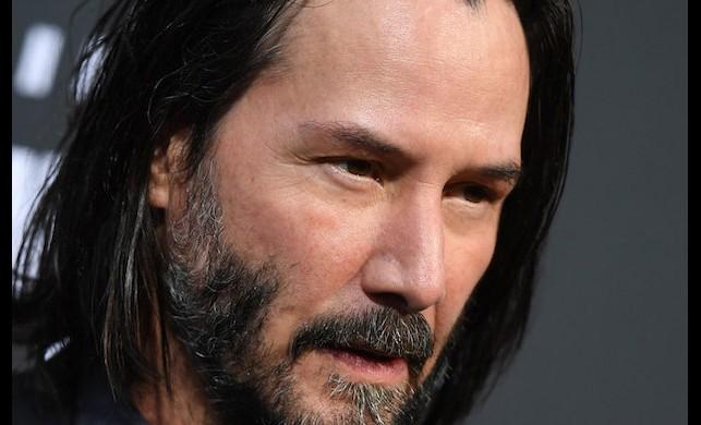 Hayranları perişan... Keanu Reeves yıllar sonra ilk kez sevgilisi Alexandra Grant ile