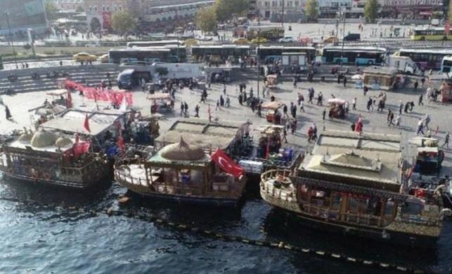 İstanbul Eminönün'ndeki balıkçılarla ilgili mahkemeden yeni karar