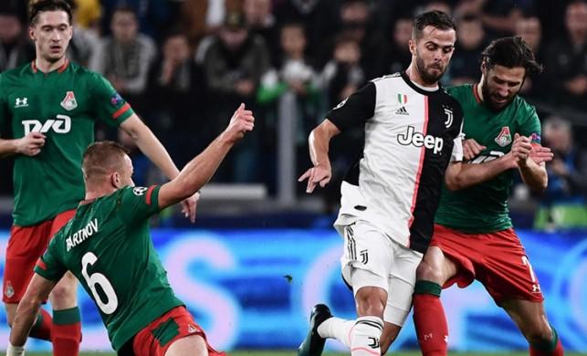 Lokomotiv Moskova Juventus maçı bu akşam saat kaçta hangi kanalda canlı yayınlanacak?