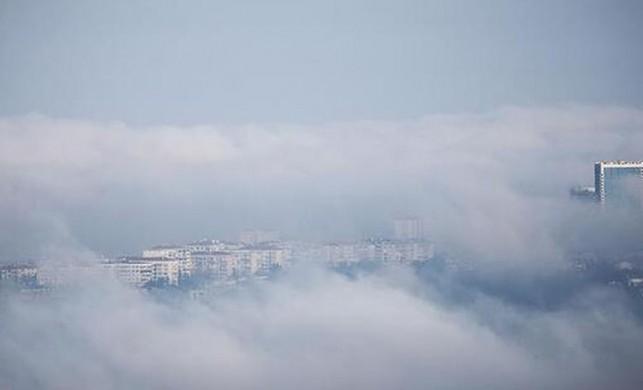 Meteoroloji kuvvetli rüzgar ve sis uyarısında bulundu