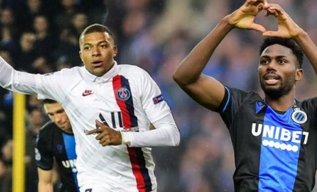 PSG Club Brugge maçı saat kaçta hangi kanalda?   PSG Club Brugge maçı canlı izle