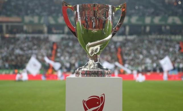 Ziraat Türkiye Kupası kura çekimi ne zaman saat kaçta ve hangi kanalda?
