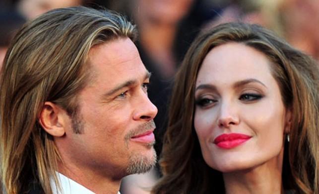 Angelina Jolie: Yurtdışına çıkmama Brad izin vermiyor