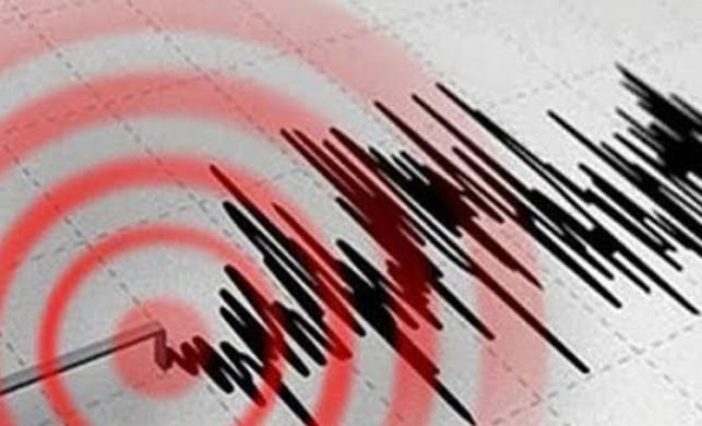 Son dakika haberleri: İzmir'de 3.1 büyüklüğünde deprem meydana geldi
