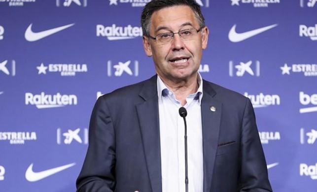 Barcelona Başkanı Floreta'dan Trabzonspor Başkanı Ahmet Ağaoğlu'na teşekkür mektubu