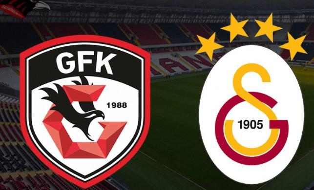 Gaziantep Galatasaray maçı saat kaçta? Gaziantep Galatasaray canlı izle