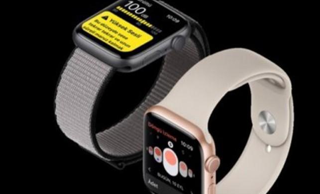 Yeni Apple Watch sızıntılara göre Touch ID teknolojisi ile gelebilir!