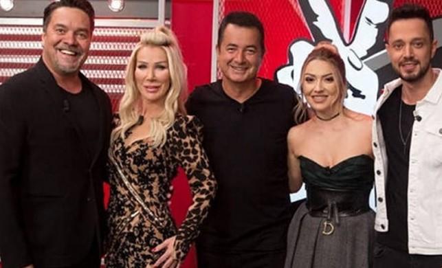 10 Kasım 2019 O Ses Türkiye 12. bölüm canlı izle! | TV8 canlı yayın linki