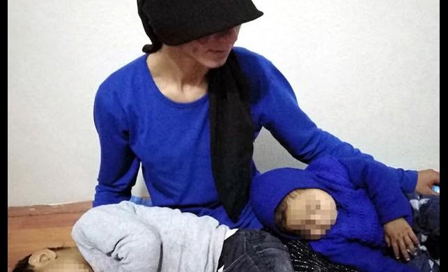 Cani adam, naylon poşeti eritip küçük kızıyla karısının yüzünü yaktı, serbest bırakıldı