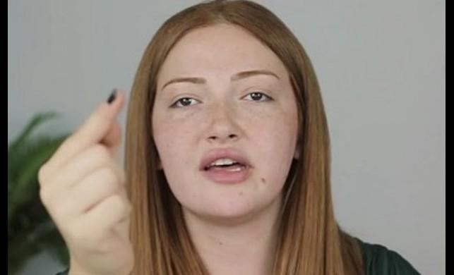 Youtube Fenomeni Danla Bilic'ten olay itiraf: Alkol bağımlısı oldum, içince saldırganlaşıyorum