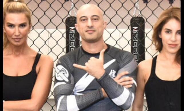 Oyuncu Irmak Ünal ile televizyoncu Yelda Kırçuval kafeste kozlarını paylaştı