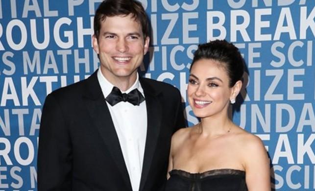 Hollywood'un ünlü çiftlerinden Ashton Kutcher ve Mila Kunis miraslarını çocuklarına bırakmama kararı aldı