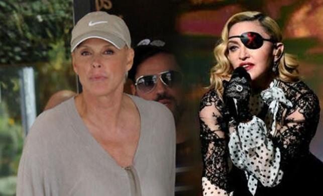 Brigitte Nielsen, Madonna'dan intikam almak için kocası Sean Penn ile tek gecelik ilişki yaşadığını açıkladı
