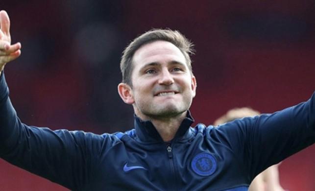 Chelsea Teknik Direktörü Frank Lampard'ın ceza listesi ortaya çıktı