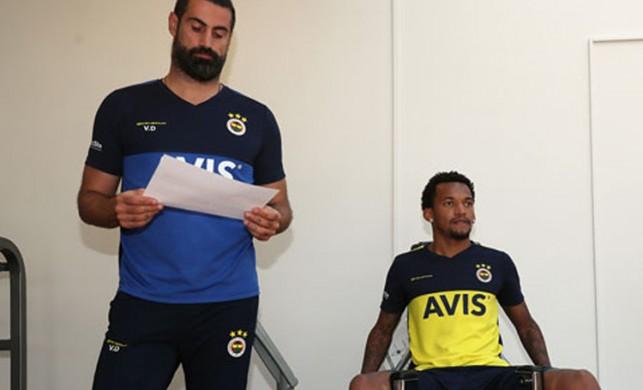 Fenerbahçe, Yeni Malatyaspor hazırlıklarını sürdürdü