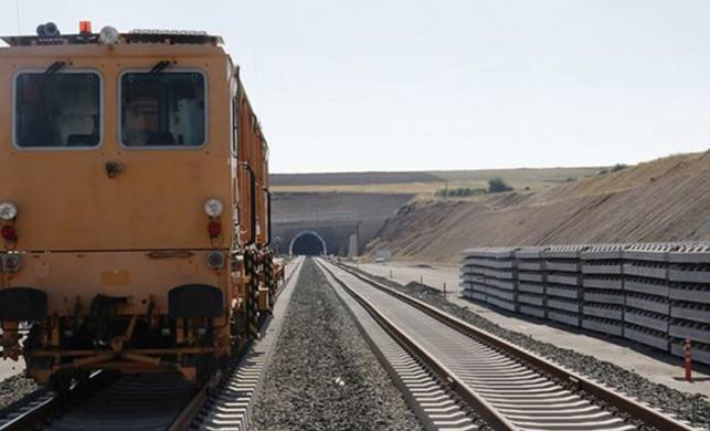 Sivas-Ankara Yüksek Hızlı Tren Projesinde sona yaklaşılıyor