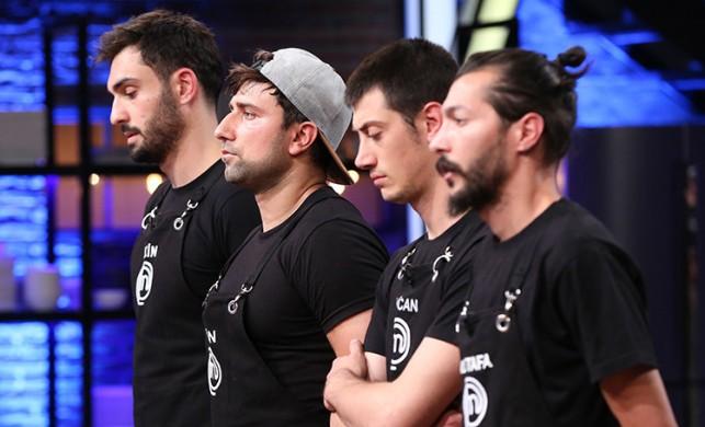 14 Kasım 2019 MasterChef Türkiye'de bu hafta kim elendi? İşte yarışmaya veda eden isim