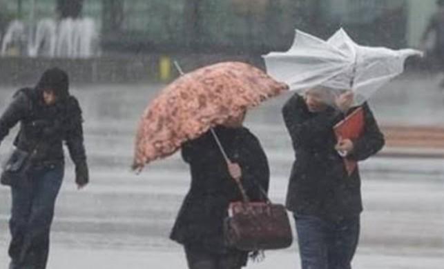 Meteoroloji Batı Akdeniz için kuvvetli rüzgar uyarısında bulundu