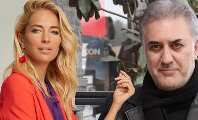 Tamer Karadağlı, Burcu Esmersoy ile aralarında çıkan iddialara tepki gösterdi