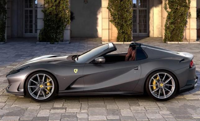 Ferrari 812 GTS ne kadar, fiyatı? Ferrari'nin yeni aracı 812 GTS tanıtıldı!