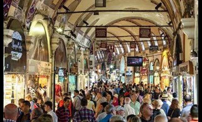 Kapalıçarşı'daki 9, 20 metrekarelik dükkan için 12 milyon lira istiyorlar