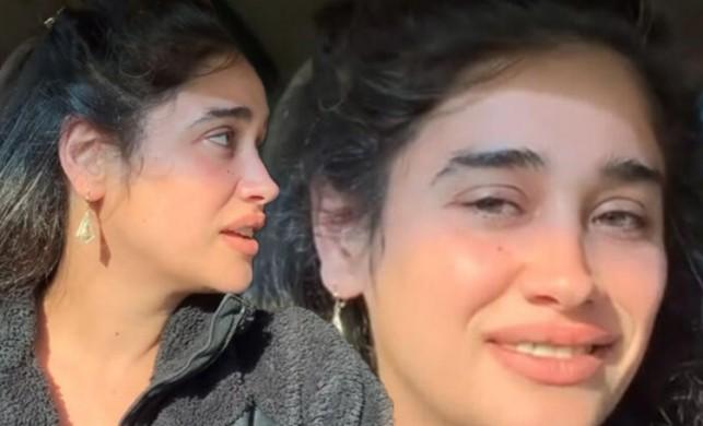 Kendisinden 48 yaş büyük eşinden boşanacağı iddia edilen Meltem Miraloğlu'ndan şaşırtan video