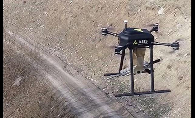 Silahlı drone Songar TSK envanterine giriyor