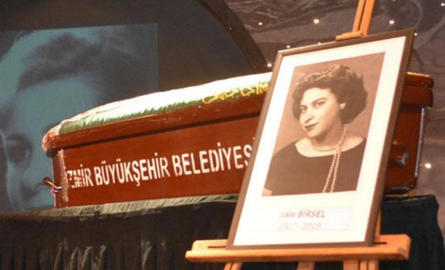 Acı haber dün gelmişti... Jale Birsel ile ilgili gerçek cenazesinde ortaya çıktı