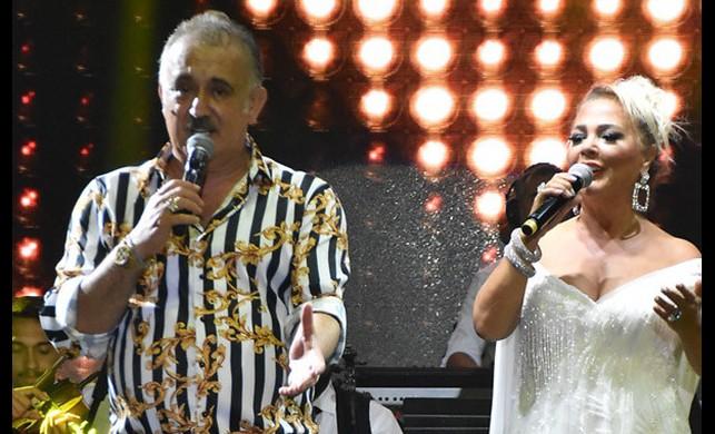Safiye Soyman ve Faik Öztürk rap türünde şarkı çıkarmaya hazırlanıyor