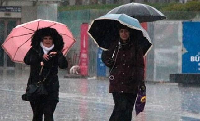 Meteorolojiden edinilen bilgilere göre cuma gününden itibaren sıcaklıklar azalacak