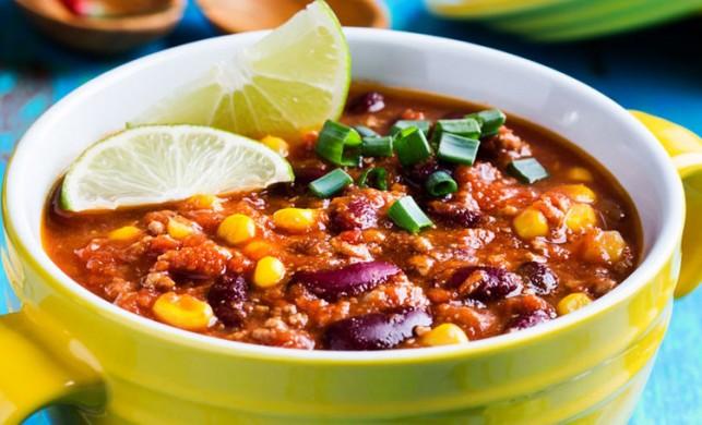 Chili con carne tarifi ve malzemeleri   Chili con carne nasıl yapılır?   25 Kasım 2019 MasterChef Türkiye