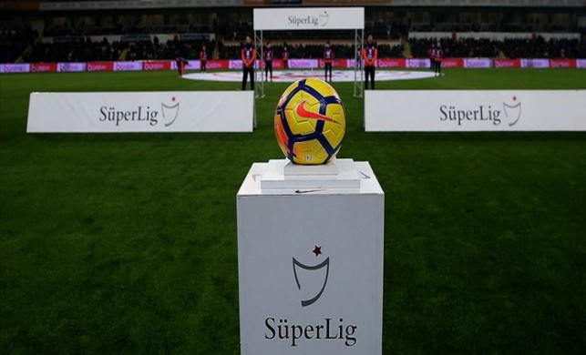 Süper Lig puan durumu - 13. hafta Süper Lig maç toplu sonuçlari