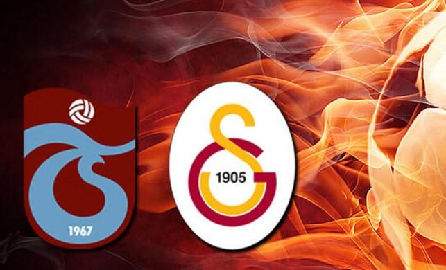 Trabzonspor Galatasaray canlı izle | Trabzonspor Galatasaray maçı hangi kanalda?