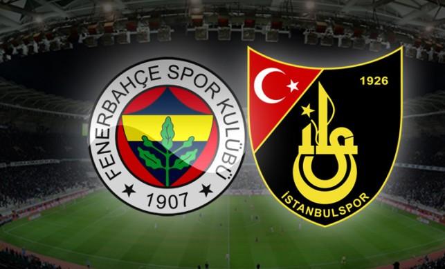 Fenerbahçe - İstanbulspor kupa maçı ne zaman, saat kaçta, hangi kanalda?