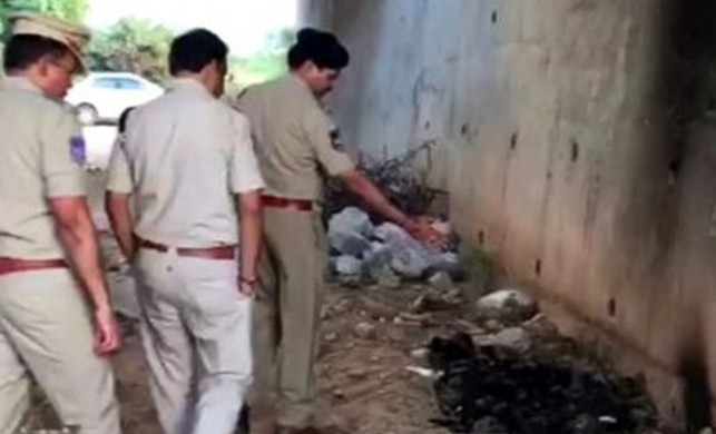 Hindistan'da genç veterinere tecavüz edip diri diri yaktılar