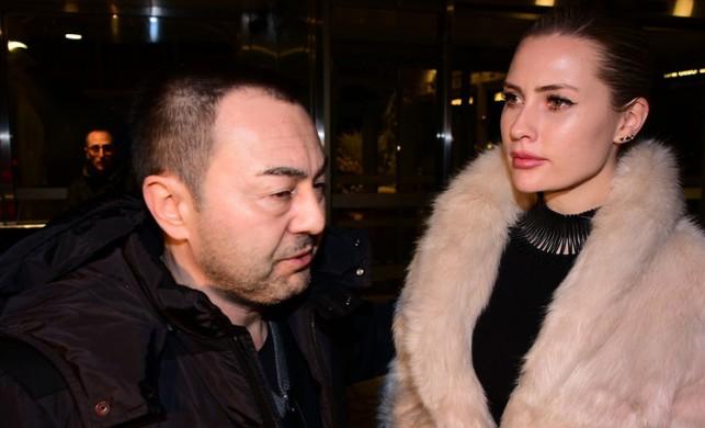 Serdar Ortaç, boşandıktan sonra eski rahatlığına kavuştu